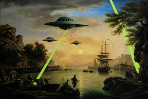 Flying-Saucers-Aliens-by-Banksy